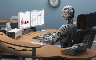 Can robots write? Machine learning produces dazzling results, but some assembly is still required