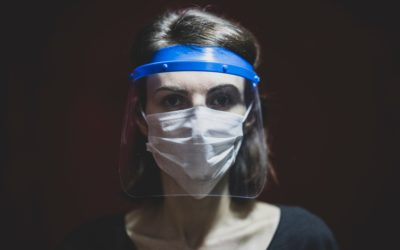 Plastic face shields do not control the spread of COVID-19, study finds