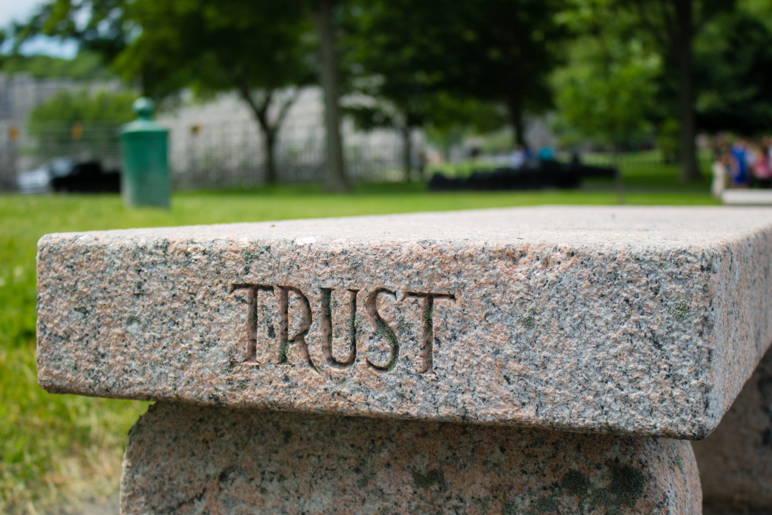 Tryst with Trust