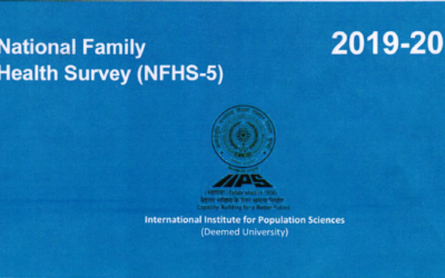A Glance at Phase-I of National Family Health Survey (NFHS-5) Report