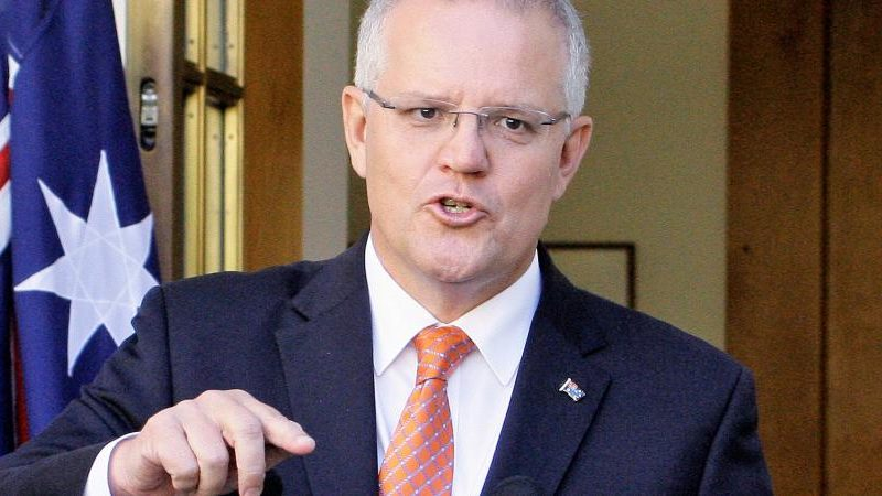 Australia demands apology from China over 'repugnant' slur on Twitter