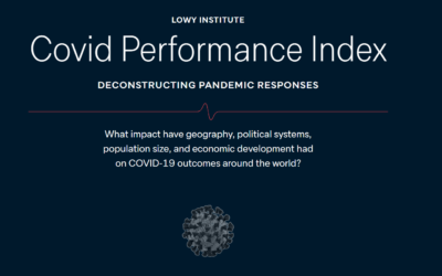 Covid Performance Index—India ranked 86 out of 98 countries