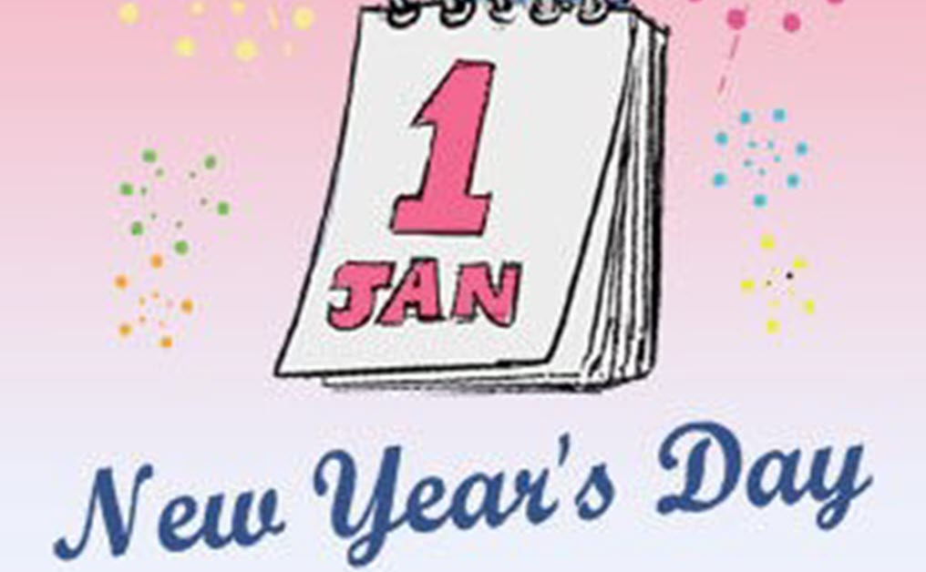 How January 1  became the day of New Year