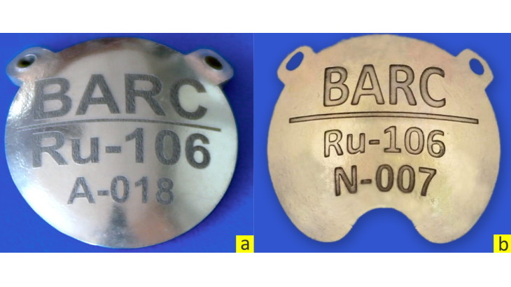 BARC develops Eye Cancer therapy in the form of the indigenous Ruthenium 106