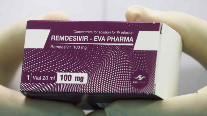 India bans exports of Injection Remdesivir