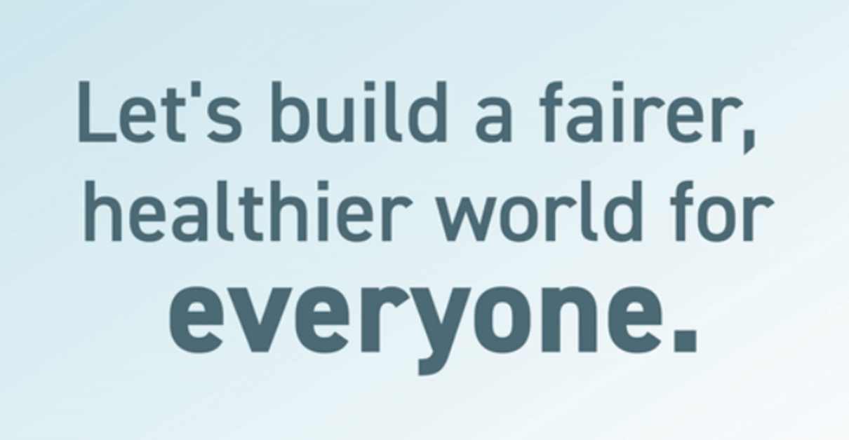 World Health Day 2021: Building a fairer, healthier world for everyone