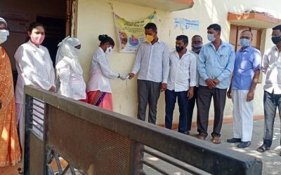 Another village in Ahmednagar district becomes Covid free following Covid appropriate behaviour