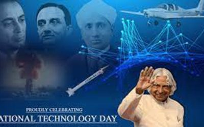 PM paid respect to scientists on National Technology Day