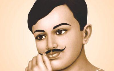 Remembering Chandrasekhar Azad, Indian revolutionary