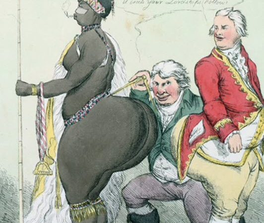 How Sarah Baartman's hips went from a symbol of exploitation to a source of empowerment for Blackwomen