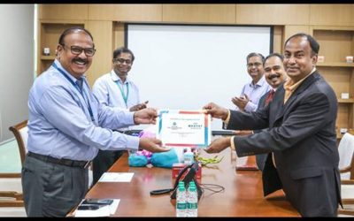 Mission Covid Suraksha Project for Augmentation of Manufacturing Capacity for COVAXIN