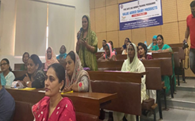 NCW Launches Country-Wide Training & Capacity Building Program For Women In Dairy Farming