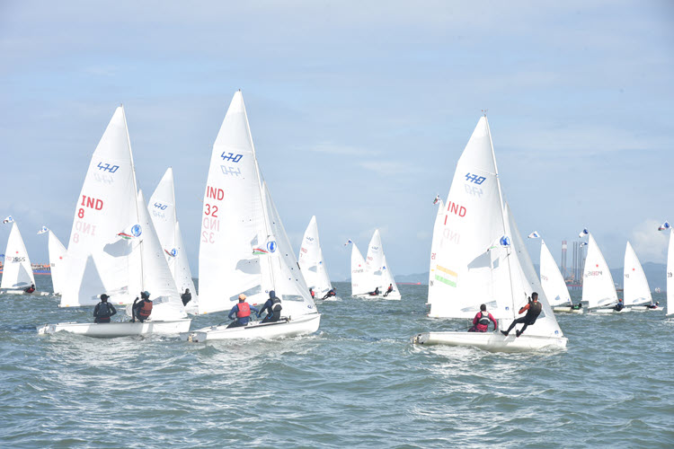 Indian Navy Sailing Championship 2021 to be conducted from 1st October