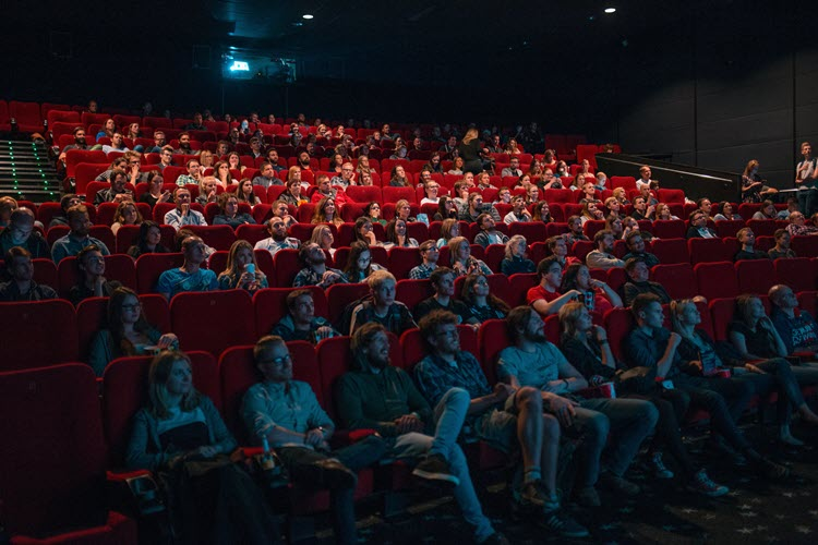 The presence of volatile organic compounds (VOC) and CO2 in cinema air may help classification of movie: 2021 Ig Nobel Winner