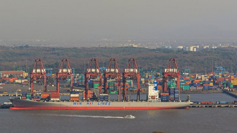 JNPT records 40.40% growth in container traffic in first half of FY 21-22