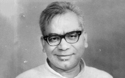 Ram Manohar Lohia, Indian freedom fighter